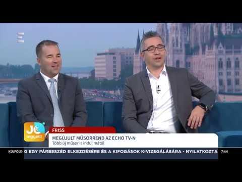 Xxx Mp4 Megújult Műsorrend Az ECHO TV N Monoki Kálmán Vobeczky Zoltán ECHO TV 3gp Sex