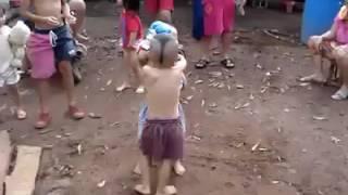 Video fight lucu