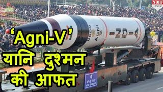 Agni-5 is India's perfect answer to China's developed armor