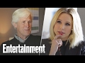 Kristen Bell Interrogates Dateline's Keith Morrison In A Tell-All Interview   Entertainment Weekly