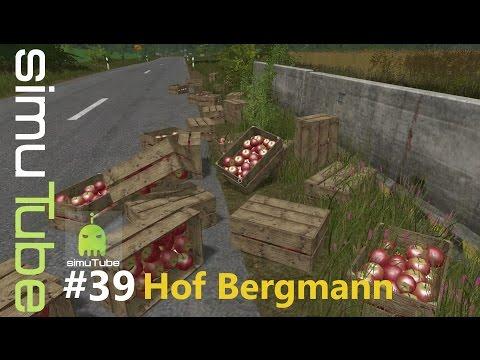 LS17 #39 Hof Bergmann - Zuviel Apfelmost geschnuppert......Wap Bap...... ► Let´s Play German HD