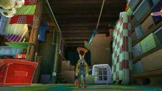 Toy Story 3 game - part 4 (Andy's room)