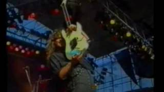 U.D.O. - Balls To The Walls Live Finland 1991