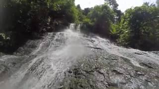 Puchum Waterfall - পুছুম ঝর্না