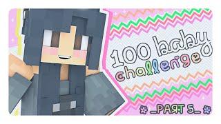 Minecraft 1.9: 100 Baby   #5 -