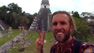 The Incredible Mayan Ruins of Tikal, Guatemala