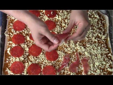 Como hacer PIZZA DESDE CERO PARA NOVATOS