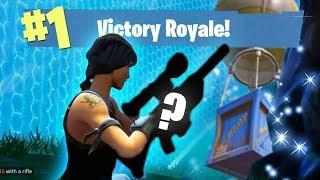 THE BEST WEAPON IN THE GAME! *SECRET SHOTGUN-SNIPER!*   Fortnite Battle Royale Funny Moments