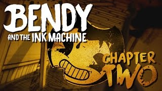 OK, THIS IS WAY CREEPIER!!!!! | Bendy And The Ink Machine Chapter 2 | Fan Choice Friday