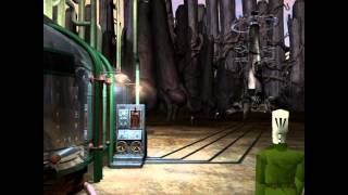 GRIM FANDANGO #05 - La Foresta Pietrificata - Matioski