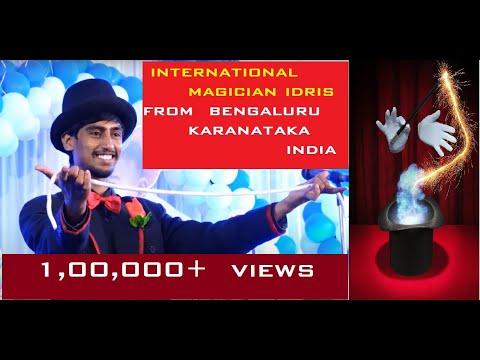 Xxx Mp4 INTERNATIONAL MAGICIAN IDRIS From Karnataka INDIA 3gp Sex