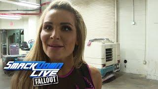 "Natalya: ""Nikki Bella got a taste of her own medicine"": SmackDown LIVE Fallout, Jan. 10, 2017"