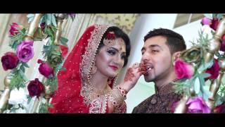 Cinematic Pakistani Wedding Trailer - Ifrah & Hasnan's Trailer