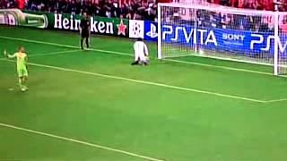 Chelsea vs Bayern Munich Penalty Shootout