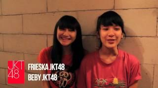 JKT48 member profile: Frieska+Beby