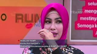 RUMPI - Eksklusif Kemunculan Perdana Kartika Putri Berhijab!! (12/2/18) Part 1