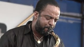 Grover Washington Jr. - Full Concert - 08/13/88 - Newport Jazz Festival (OFFICIAL)