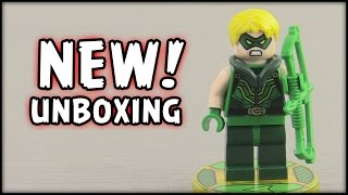 LEGO Dimensions - Green Arrow Unboxing!