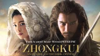ZHONG KUI : SNOW GIRL AND THE DARK CRYSTAL soundtrack, by Javier Navarrete :