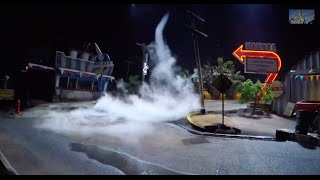 Twister...Ride it Out - Universal Studios - Orlando, Florida