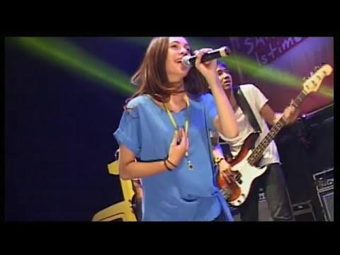 "Reggae "" BENCI TAPI RINDU "" by : ELLO feat SHAE live concert Sumsel"