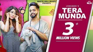 Tera Munda (Full Song) | Jimsher | Mr. Vgrooves | Latest Punjabi Song 2016 | Whitehill Music