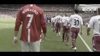 Top Skill Cristiano Ronaldo 2007 MU ♛ Dribbling Skills Fast!!! ♛