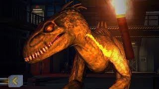 INDORAPTOR IN GAME?!?! - Jurassic World Facts App