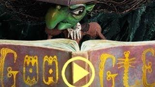 Happy Halloween! Witch Google Doodle 2013 interactive [HD]