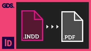 Export ready for print in InDesign Ep12/15 [Multimedia design course - Print]