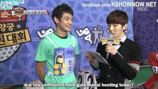 Idol Star Olympics Championships 2013 part 1 HD