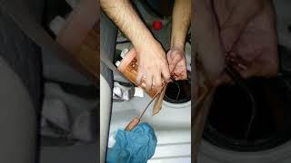Nissan X-Trail T30 fuel pump cleaning (benzin nasos təmizlənməsi)
