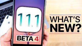 iOS 11.1 Beta 4 Released! What