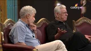 The Anupam Kher Show - Naseeruddin Shah and Om Puri  - Episode No: 5 - 3rd August 2014(HD)