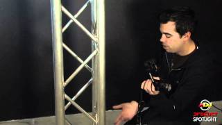 American DJ Product Spotlight - Mini O-Clamp