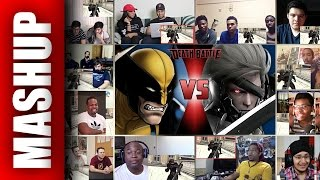 NEW Marvel's WOLVERINE vs RAIDEN Death Battle Reactions Mashup