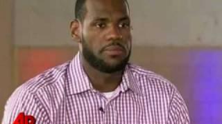 LeBron James Makes His Decision: Miami
