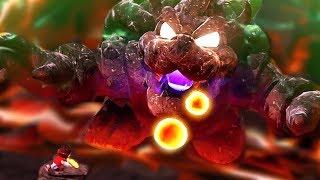 Super Mario Enters Bowser