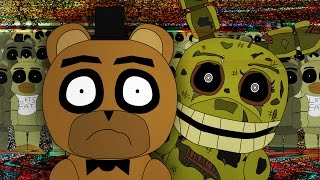 THE FINAL NIGHT 3 - 5 Nights at Freddy's 3 (Animated Movie)