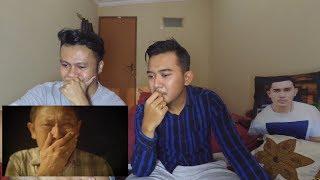 Payung Teduh - Akad (Official Music Video) [REACTION SAMPE NANGIS]