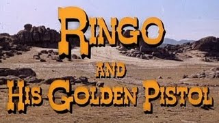 Ringo and His Golden Pistol / (Johnny Oro) (Suite)