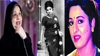 এক সময়ের জনপ্রিয় নায়িকা শাবানার অবাক করা জীবন কাহিনী | Actress Shabana | Bangla News Today