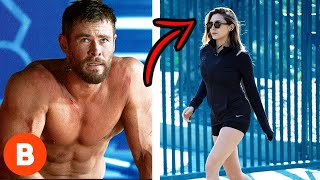 10 Marvel Heroes Who Had To Get Into Serious Shape For Their Roles