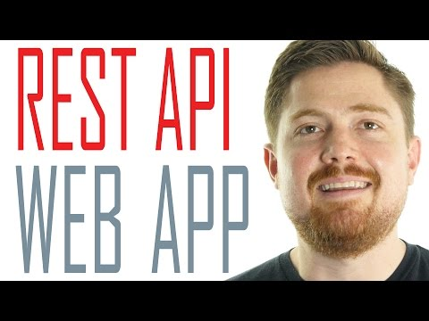 Using REST APIs in a web application   Quick PHP Tutorial