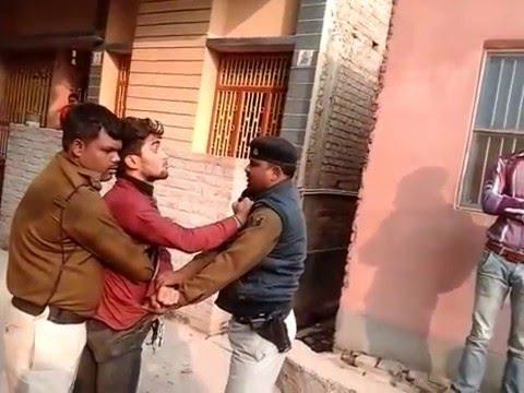 |Police against Anshu Jha| (Kashipur, Samastipur) | official video|