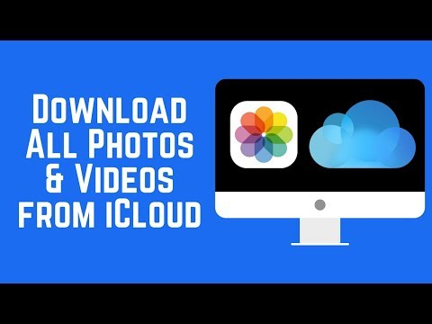 Xxx Mp4 How To Download All Photos Videos From ICloud To A PC 2018 3gp Sex