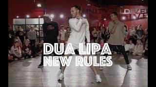 Dua Lipa - New Rules   Hamilton Evans Choreography