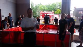 GGFD C-Shift Ice Bath Challenge.
