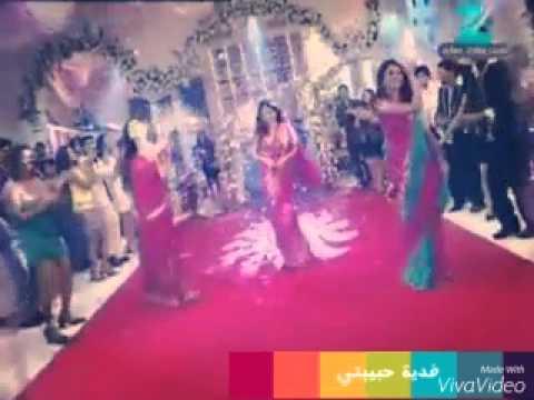 رقص ساهر ولاكشمي ونهار وسالوني وبعض الممثلين