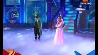 India's Best Dramebaaz : Jaskaran & Kartik Raj- Sardar & fairy act